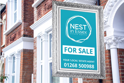 London Estate Agents, Homepage - selling